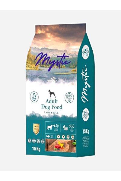 Mystic Kuzulu Ve Pirinçli Düşük Tahıllı Büyük Irk Yetişkin Köpek Maması 15 Kg