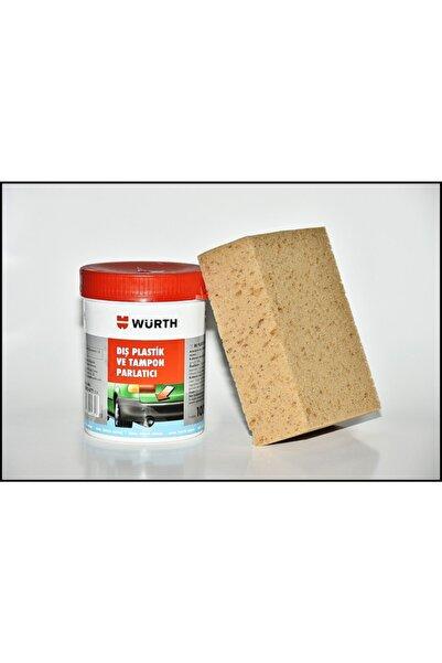 Würth Dış Plastik Tampon Parlatıcı + Yıkama Sünger 2'li Set