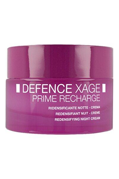 BioNike Defence Xage Prime Recharge Kırışıklık Karşıtı Gece Kremi 50ml