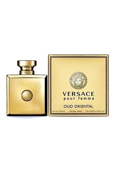 Versace Oud Oriental Femme Edp 100 Ml Kadın Parfümü