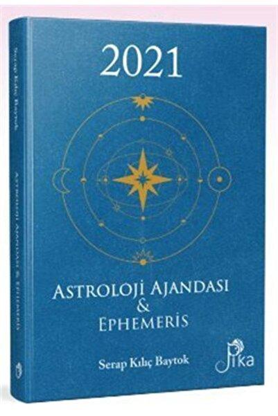 Pika 2021 Astroloji Ajandası - Ephemeris