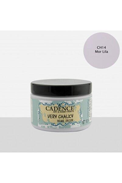 Cadence Mor Lila Home Decor Very Chalky Boya 150 ml Ch14