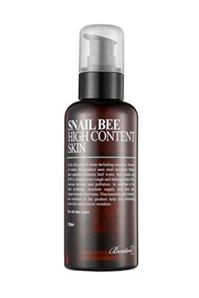 Benton Snail Bee High Content Skin - Salyangoz Özlü Tonik