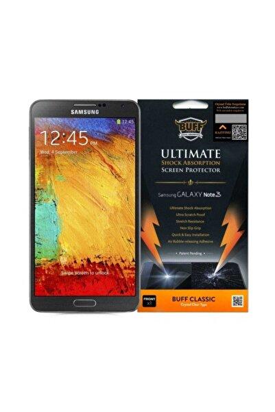 Buff Samsung Note 3 Ekran Koruyucu