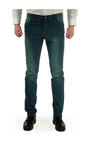 İgs Erkek Mavi Slim Fit Pantolon