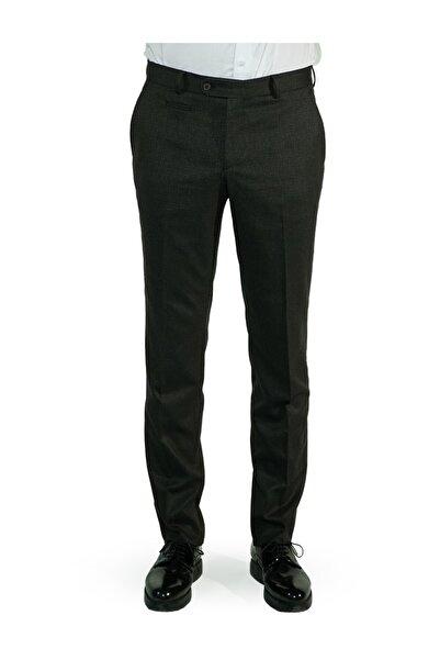 İgs Erkek Siyah Regular Fit Aguard Pantolon