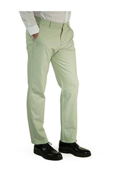 İgs Erkek Yeşil Slim Fit Pantolon