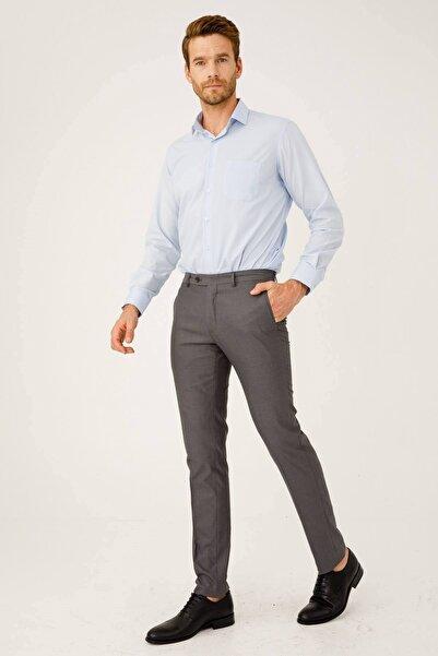 İgs Erkek Duman Gri Rahat Kalıp Pantolon