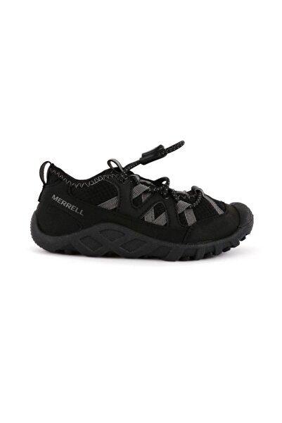 Merrell Unisex Siyah Outdoor Ayakkabı