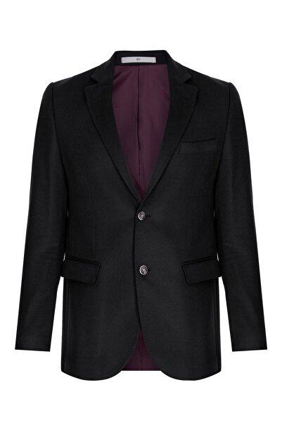 İgs Erkek Siyah Ceket