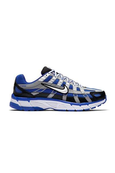 Nike Erkek Mavi Gri Sneaker