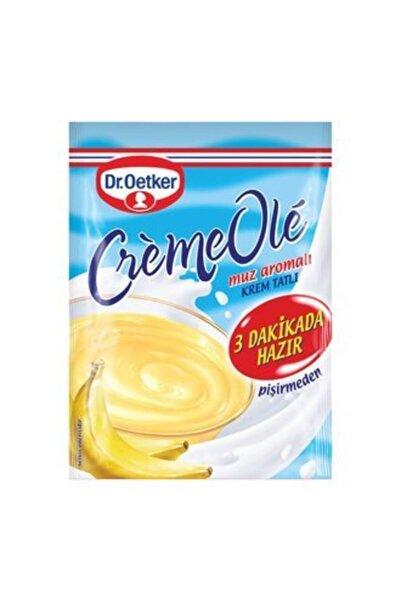 Dr. Oetker Creme Ole Muz Aromalı 110 gr