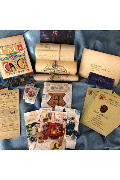 Warner Bros Harry Potter Hogwarts'a Davet Mektup Seti