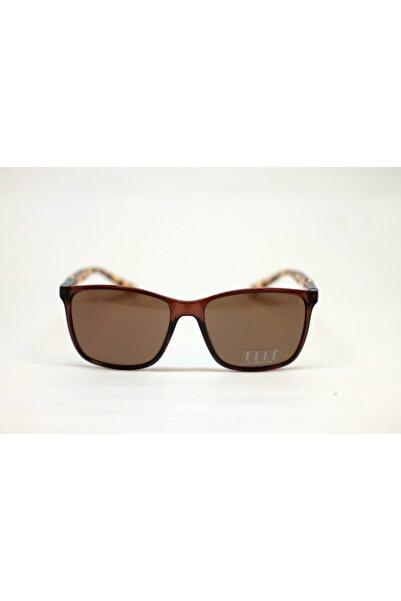 Elle Kadın Kahverengi Güneş Gözlüğü El4840 Br