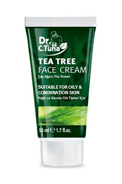 Farmasi Dr. C. Tuna Çay Ağacı Yağı Yüz Kremi 50 ml