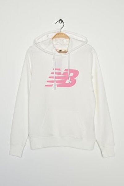 Kadın Spor Sweatshirt - V-WTH804-WT