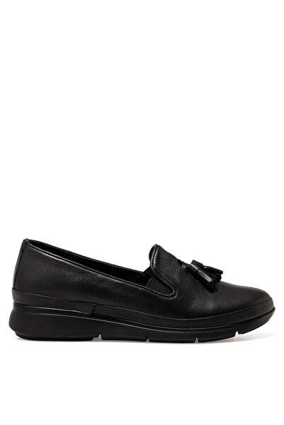 İnci Carmıne Siyah Kadın Comfort Ayakkabı