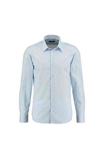 CCS Sarar Erkek Mavi Gömlek