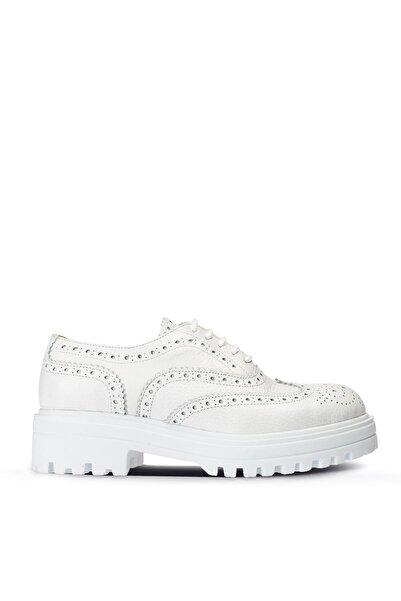 Deery Kadın Beyaz Günlük Ayakkabı
