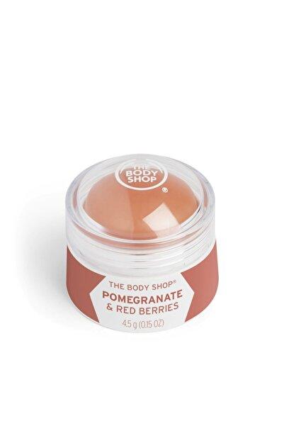 THE BODY SHOP Nar & Kırmızı Meyveli Katı Parfüm 4,5 g