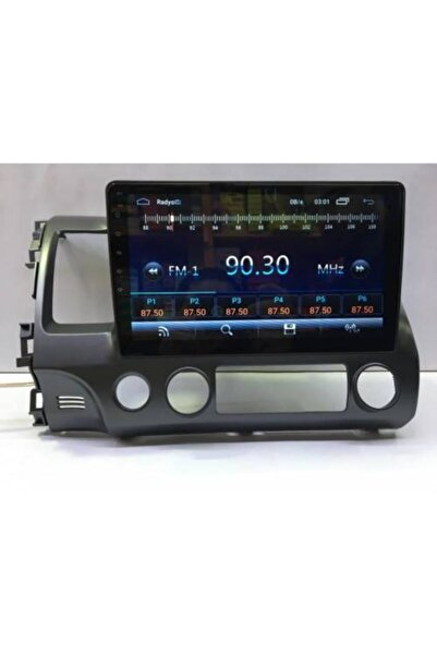 OEM Honda Civic Fd6 Android 10.1 Multimedia