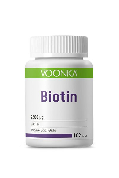 Voonka Biotin 102 Tablet
