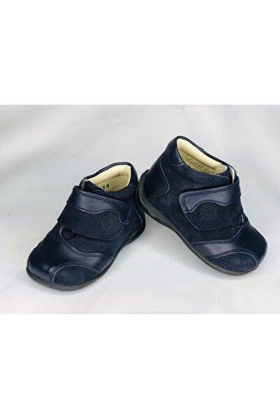 Toddler Çocuk Unisex Ilk Adım Ortopedik Çocuk Deri Sneaker