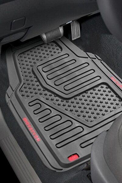 Gold Ford Fiesta 2008-2012 Uyumlu Inovasyon Teknoloji 3d Havuzlu Paspas Takımı
