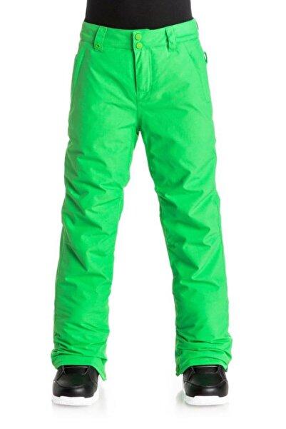Quiksilver Genç Çocuk Yeşil Estate Kayak Pantolonu eqbtp03009-glq0