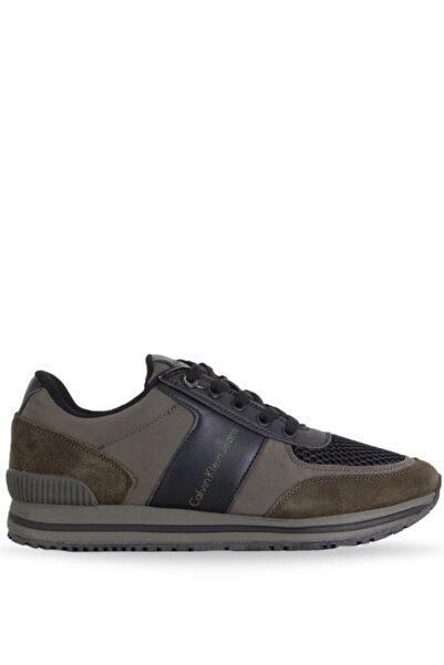 Calvin Klein Erkek Siyah Casual Ayakkabı