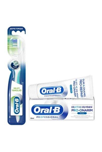 Oral-B Diş Fırcası ve Macunu