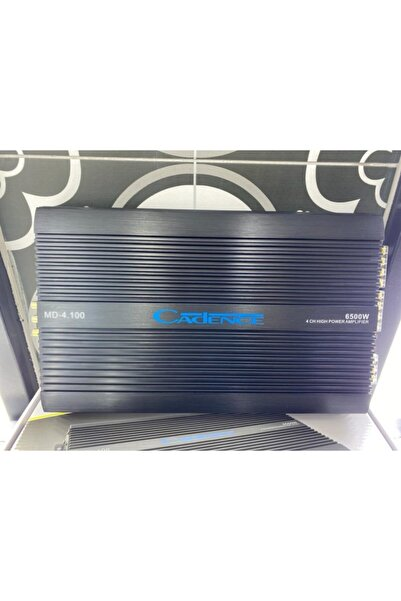 Cadence Md 4.100 Stereo Amfi