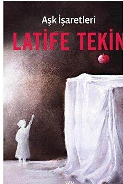 İletişim Yayınları Aşk Işaretleri - Latife Tekin