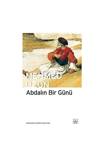 İletişim Yayınları Abdalın Bir Günü - Mehmed Uzun