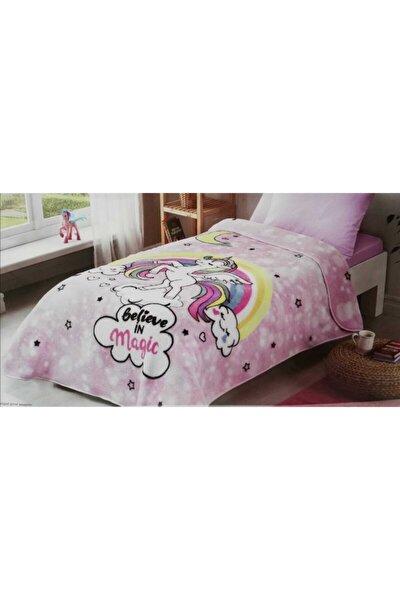 Özdilek Unicorn Tek Kişilik Battaniye 155x215 cm