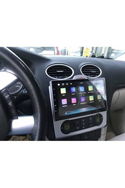 OEM Siyah Ford Focus 2 Android 10.1 Multimedia Sistemi