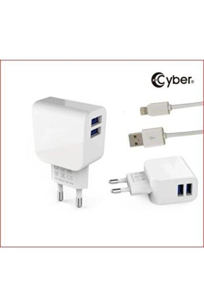 Cyber An-7273 Iphone 2.1a Hızlı Şarj