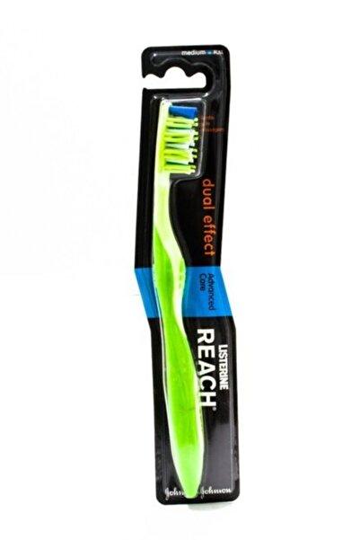 Listerine Reach Dual Effect Medium Diş Fırçası
