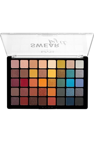 NYX Professional Makeup Swear By It Shadow Palette Far Paleti 40