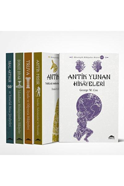 Maya Kitap Maya Mitolojik Hikayeler Seti - 5 Kitap Takım