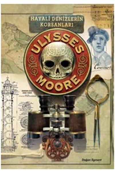 Doğan Egmont Ulysses Moore 15 Hayali Denizlerin Korsanları Ciltli