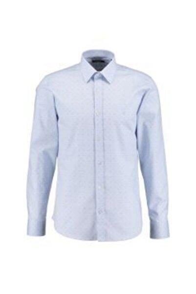 CCS Sarar Erkek Mavi Slim Fit Gömlek