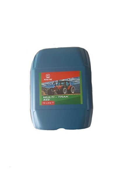 Petro Tıme Petro Time Multı Trak 422 Traktör Yağ 16 Lt Hidrolik Yağ (şanzıman Yağ)