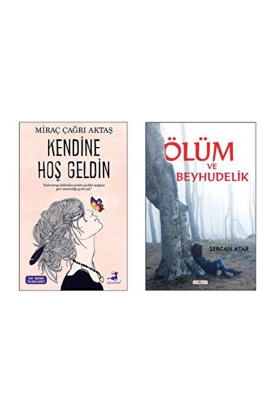 Olimpos Yayınları Kendine Hoş Geldin - Miraç Çağrı Aktaş , Ölüm Ve Beyhudelik - Sercan Atar (ikili Set)