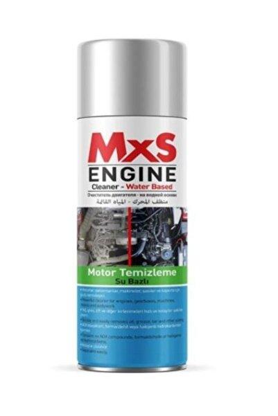 MxS Motor Temizleme Spreyi Solvent Su Bazlı 400ml
