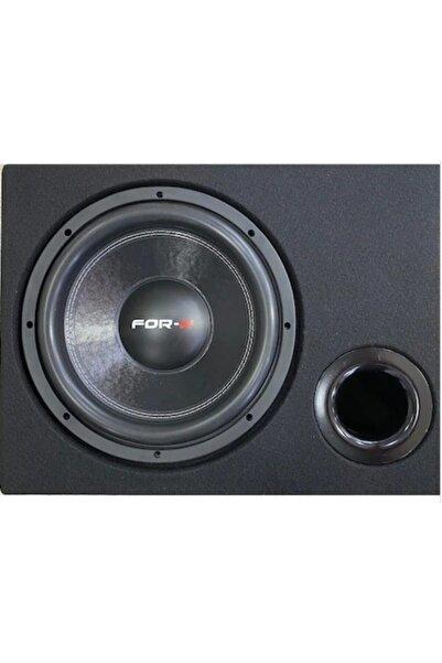 For-X Forx X-112s 30 Cm 1000 Watt 250 Rms Subwoofer Kabinli Bass
