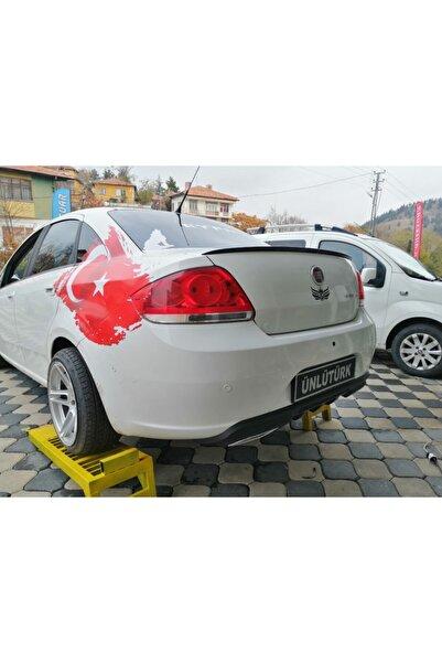 CARPİ Fiat Linea Bagaj Üstü Spoiler Piano Black