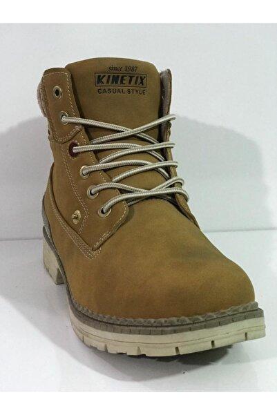 Kinetix Unisex Sarı Ayakkabı