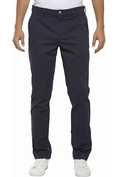 Calvin Klein Erkek Lacivert Slim Pantolon