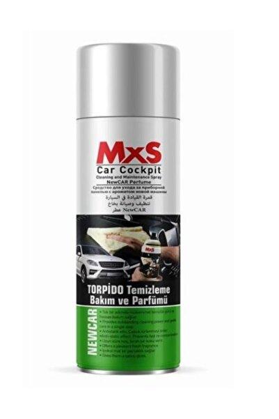 MxS Torpido Temizleme Bakım Ve Parfümü Parlatıcısı New Car Kokulu 220 ml